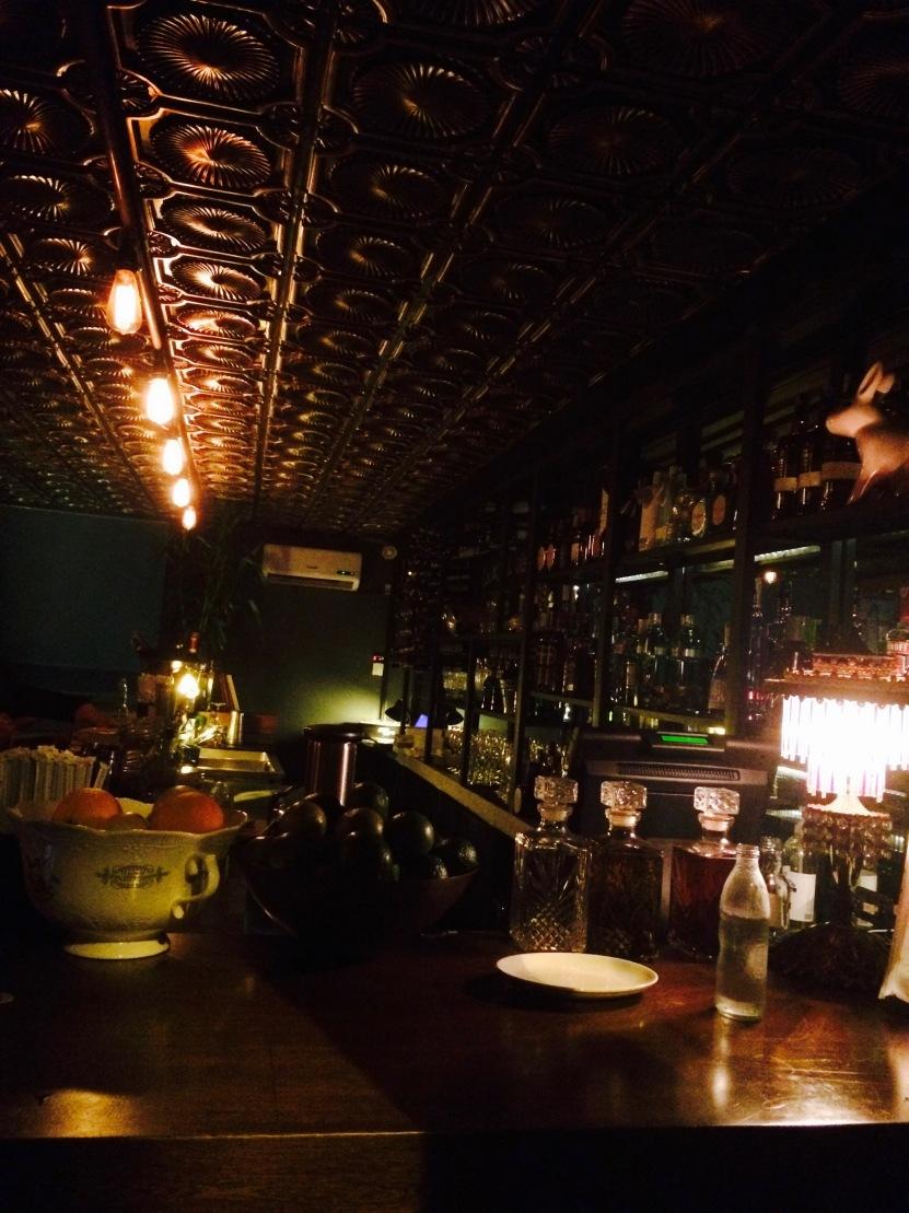 Medellin. Restaurante Ocio