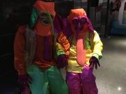 Barranquilla - figuras de Carnaval
