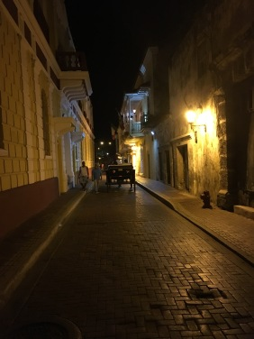 Cartagena - La muralla