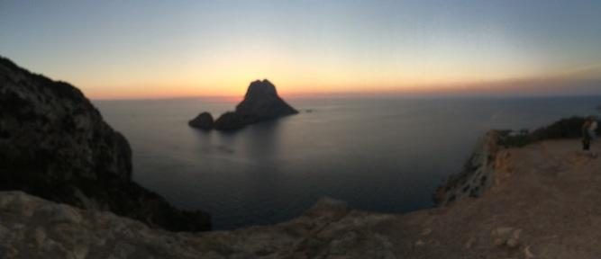 The view - Es Vedrá