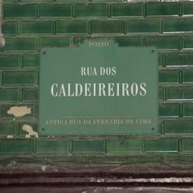 Rua Caldeireiros