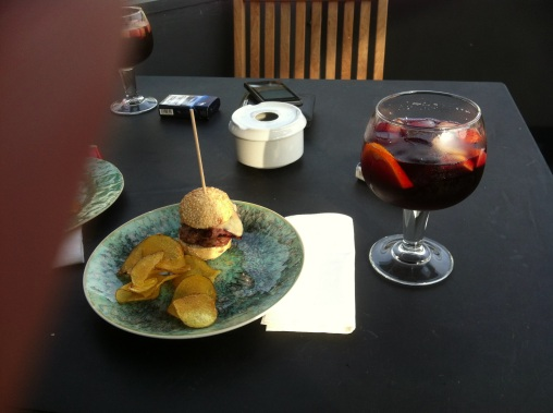 Snack and Sangria Bar Tolo
